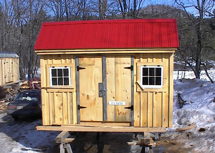 Saltbox Shed Saltbox Shed Kits Jamaica Cottage Shop