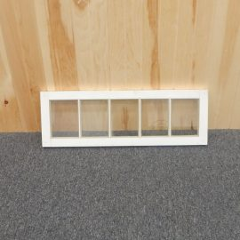 3x1 Transom Window