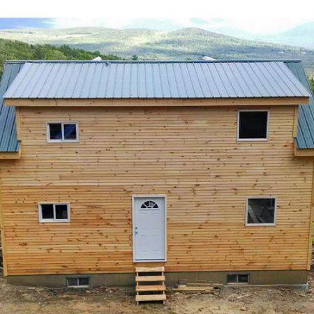 20x30-cabin-garage-barn-clapboard-siding-custom-dormer-loft