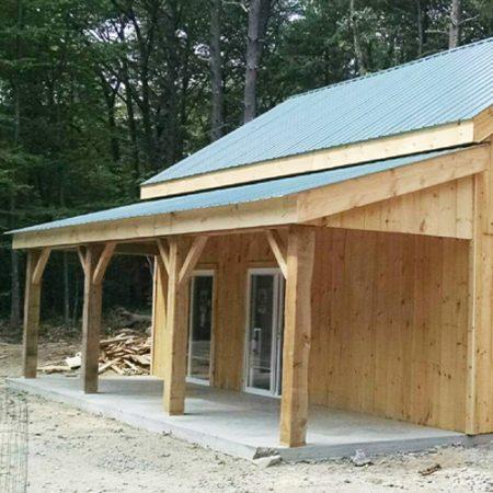 Shed Overhang Barn Overhang Porch Overhang Kit