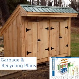 Garbage and Recycling Plans