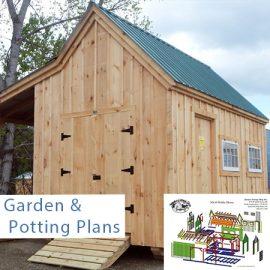 Garden & Potting Plans