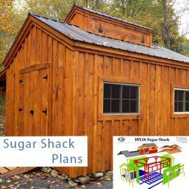 Sugar Shack Plans